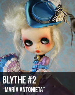 BLYTHE 2 MARIA ANTONIETA